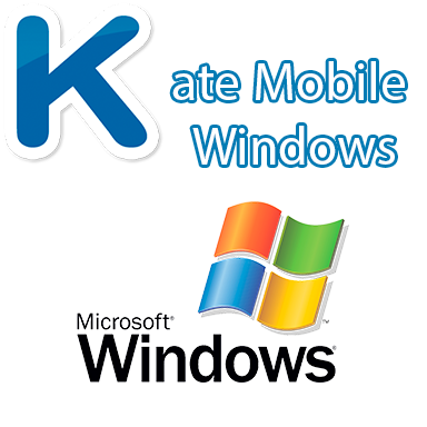 Kate mobile Windows